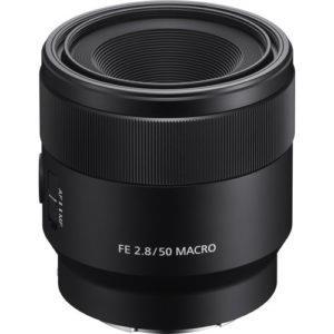 עדשה Sony FE 50mm f/2.8 Macro