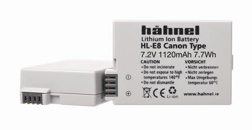 סוללה חליפית Canon LP-E8