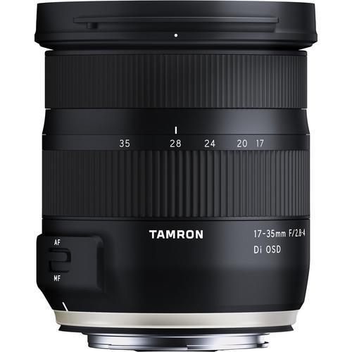 עדשה Tamron 17-35mm f/2.8-4 DI OSD למצלמות Canon