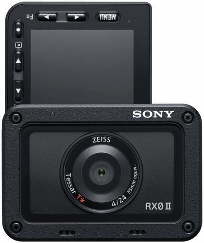 מצלמת אקסטרים Sony rx0 mark ii