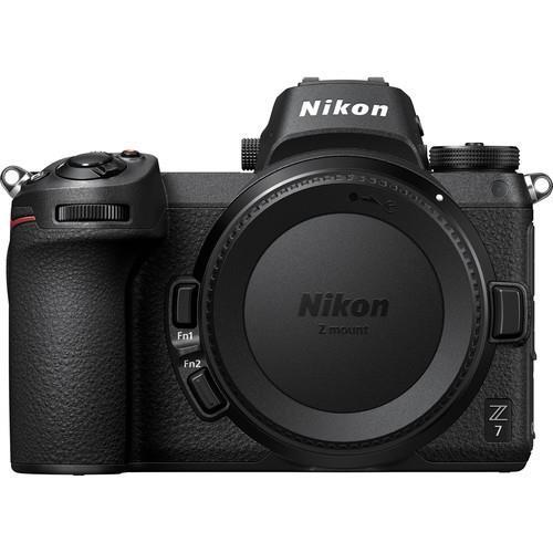 מצלמה ללא מראה Nikon Z7 גוף בלבד + מתאם FTZ