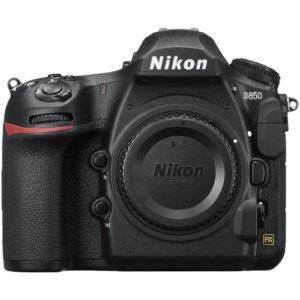 מצלמת רפלקס Nikon D850 DSLR גוף בלבד