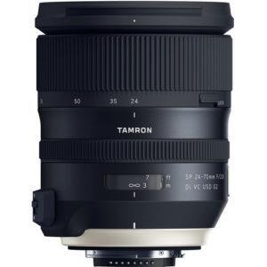 עדשה Tamron SP 24-70mm f/2.8 DI VC USD G2 למצלמות Nikon