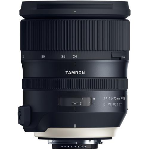 עדשה Tamron SP 24-70mm f/2.8 DI VC USD G2 למצלמות Nikon