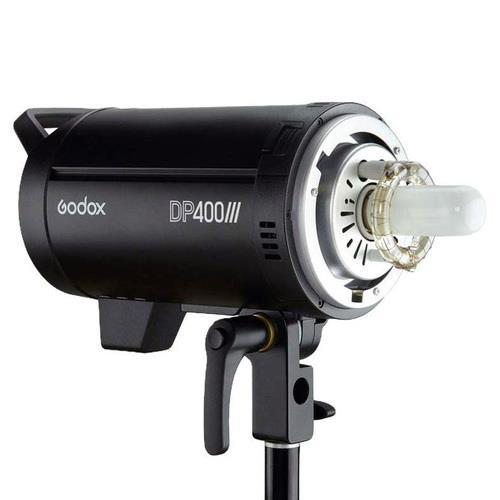 מבזק חיצוני GODOX DP400III Witstro