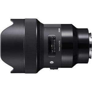 עדשה Sigma 14mm f/1.8 DG HSM Art למצלמות Sony