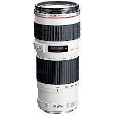 עדשה Canon EF 70-200mm f/4L USM