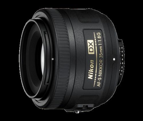 עדשה Nikon AF-S DX NIKKOR 35mm f/1.8G