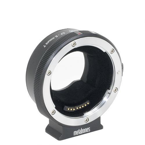 מתאם Metabones Mark V מעדשות Canon EF למצלמות Sony E-mount