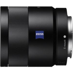 עדשה Sony Sonnar T* FE 55mm f/1.8 ZA
