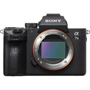 מצלמה ללא מראה Sony Alpha a7 III גוף בלבד