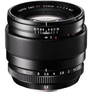 עדשה Fujifilm XF 23mm f/1.4 R