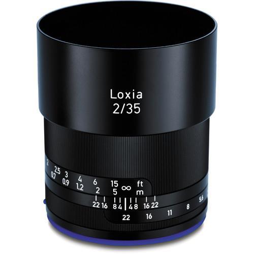 עדשה Zeiss Loxia 35mm f/2.0 למצלמות Sony