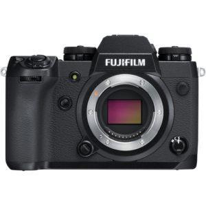 מצלמה ללא מראה FujiFilm X-H1 - גוף בלבד