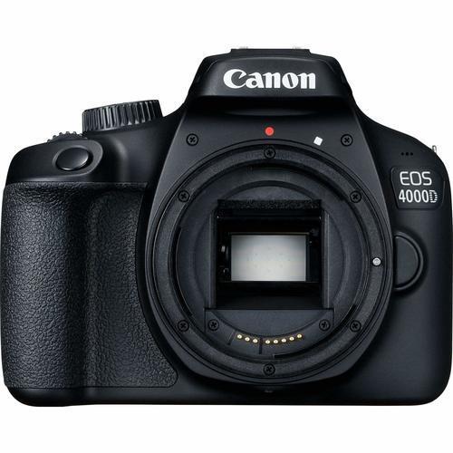 מצלמה רפלקס Canon EOS 4000d גוף בלבד