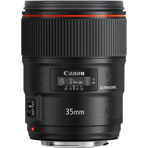 עדשה Canon EF 35mm f/1.4L II USM