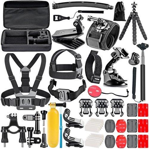 ערכת אביזרים לגו פרו camera accessory 50 in 1 kit