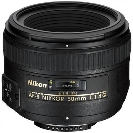 עדשה Nikon 50mm f/1.4g
