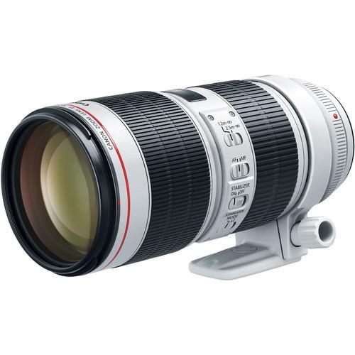 עדשה Canon EF 70-200mm f/2.8L IS III USM