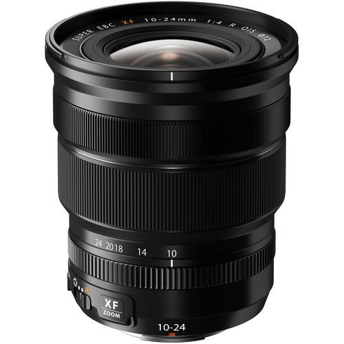 עדשה Fuji XF 10-24mm f/4 R OIS