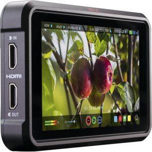 """מוניטור מקליט Atomos Ninja V5"""" 4k HDMI"""