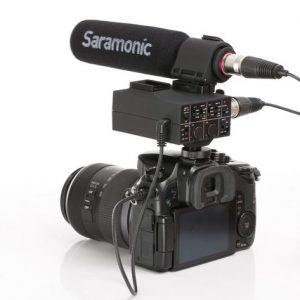 Saramonic MixMic Audio Adapter Kit