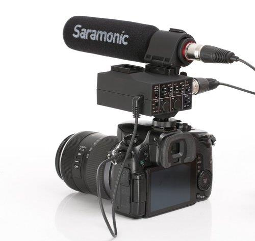 Saramonic MixMic Audio Adapter Kit