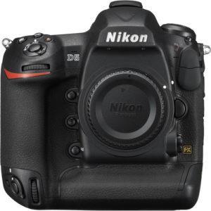 מצלמת רפלקס Nikon D5 xqd גוף בלבד