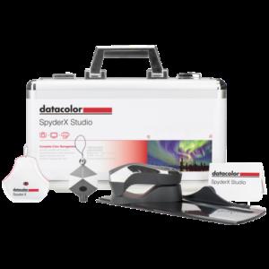 ערכת כיול Datacolor SpyderX STUDIO