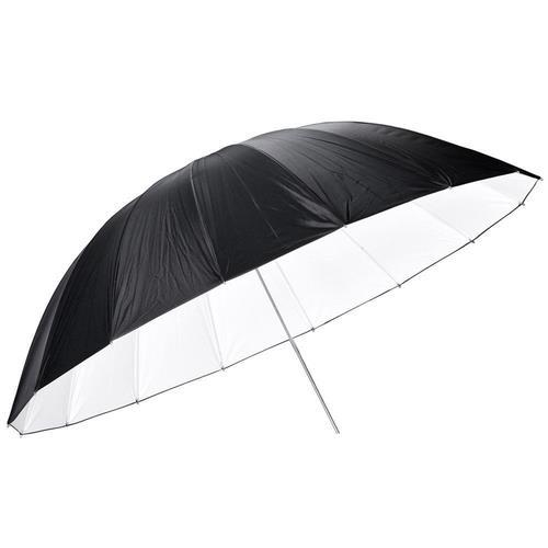 מטרייה אור חוזר שחורה/לבנה Godox-UB-L1-75 75'' 190cm