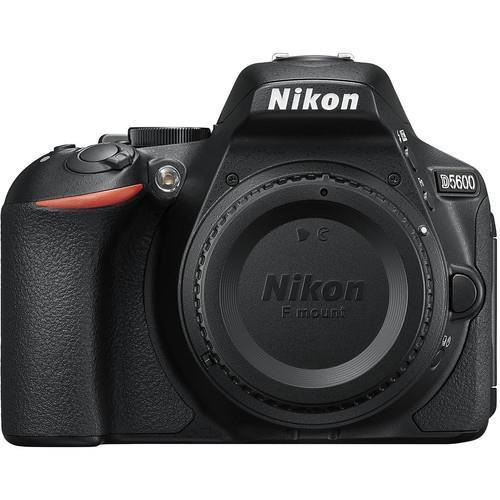 מצלמת רפלקס Nikon D5600 גוף בלבד