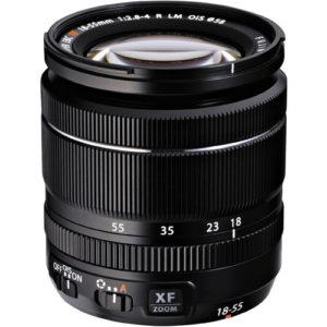 עדשה Fuji XF 18-55mm f/2.8-4 R LM OIS