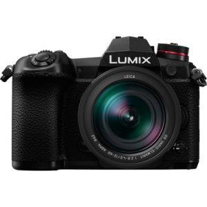 קיט מצלמה ללא מראה ועדשה Panasonic Lumix DC-G9L + 12-60mm Lens