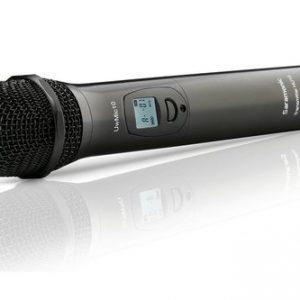 מיקרופון אלחוטי Saramonic HU10 - 96-Channel Digital UHF Wireless Handheld Microphone with Integrated Transmitter