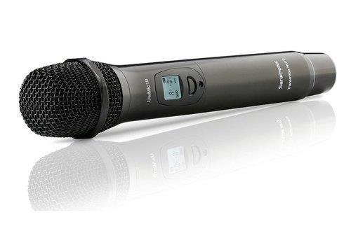 מיקרופון אלחוטי Saramonic HU10 - 96-Channel Digital UHF Wireless Handheld Microphone with Integrated Transmitter