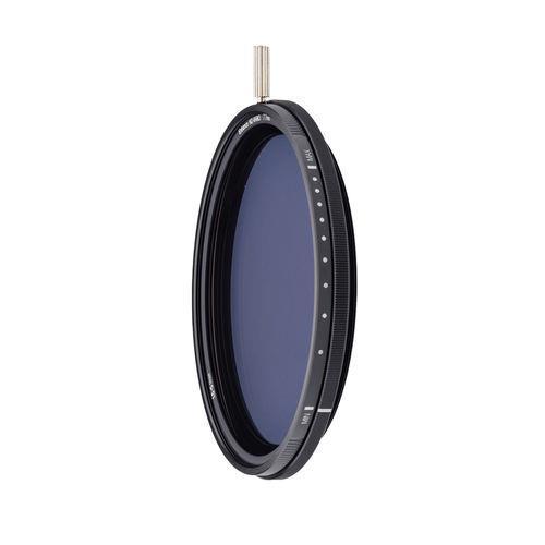 פילטר NiSi 95mm ND-VARIO PRO Nano1.5-5stops Enhanced Variable ND