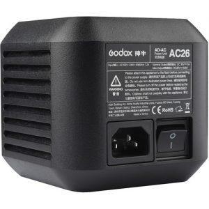 מתאם לחשמל Godox AD600PRO