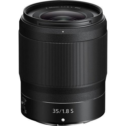 עדשה Nikon NIKKOR Z 35mm f/1.8 S