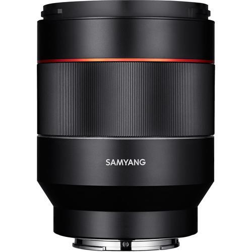 עדשה Samyang 50mm f/1.4 FE למצלמות Sony