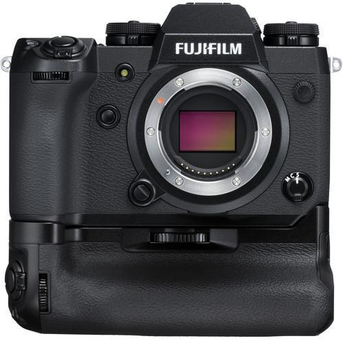 קיט מצלמה ללא מראה FujiFilm X-H1 וגריפ VPB-HX1