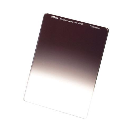 פילטר NiSi IR gnd8 75x100 Medium Nano