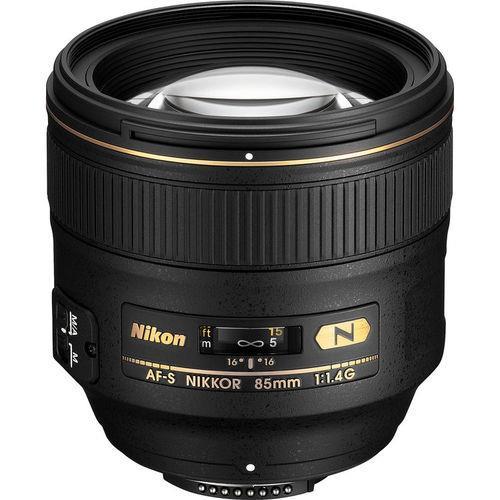 עדשה Nikon AF-S NIKKOR 85mm f/1.4G
