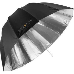 מטריה רפלקטיבית Brolly Box Parabolic Umbrella 51 Inch