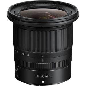 עדשה Nikon NIKKOR Z 14-30mm f/4 S