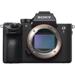 מצלמה ללא מראה Sony Alpha a7RIII גוף בלבד