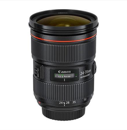 עדשה Canon EF 24-70mm f/2.8L II USM