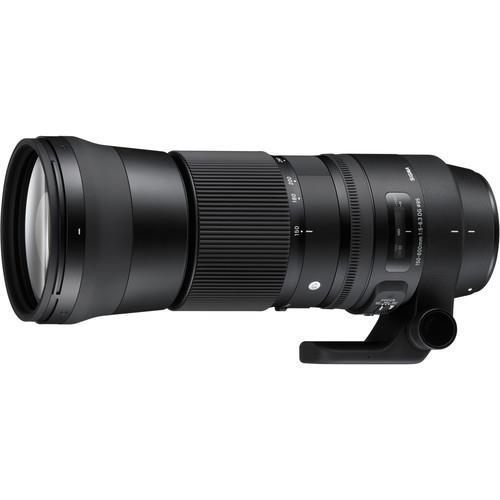 עדשה Sigma 150-600mm f/5-6.3 DG OS HSM Sports למצלמות Canon
