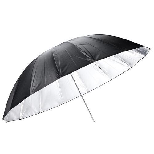 מטרייה אור חוזר שחורה/כסופה Godox-UB-L3-75 75'' 190cm