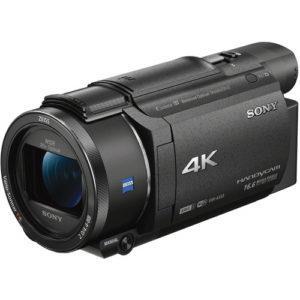 מצלמת וידאו Sony FDR-AX53 4K