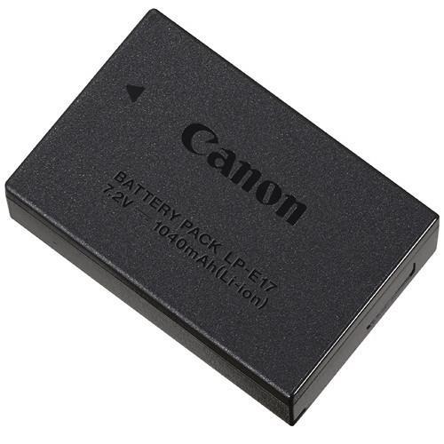 סוללה מקורית Canon LP-E17